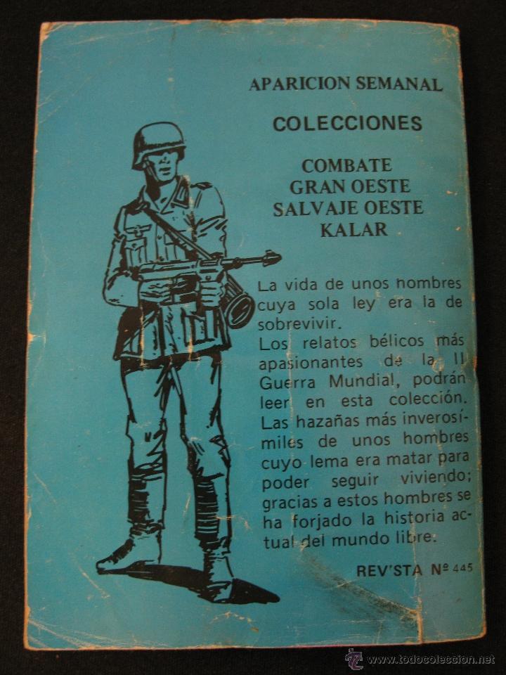 Tebeos: GRAN OESTE NUMERO 445: A LA CARCEL POR UN DOLAR - PRODUCCIONES EDITORIALES - Foto 2 - 39506081