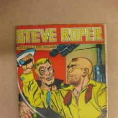Tebeos: STEVE ROPER Nº 7. MAS ALLÁ DEL PELIGRO. FERMA 1960. Lote 39591268