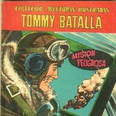 Tebeos: AVENTURAS ILUSTRADAS FERMA Nº 6 - 1958 - TOMMY BATALLA - 64 PGS. - MACABICH. Lote 40188381