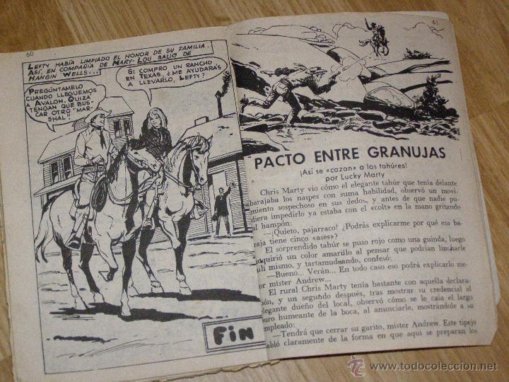 Tebeos: Cerco de Plomo - Colección Ilustrada ferma - Gran Oeste - - Foto 3 - 40623417