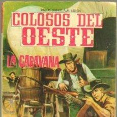 Livros de Banda Desenhada: COLOSOS DEL OESTE Nº 54 EDI. FERMA 1964 - FOTO ELEONORA ROSSI DRAGO. Lote 40759557