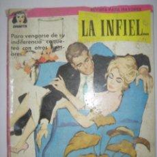 Tebeos: DAMITA. LA INFIEL. Nº251. REVISTA PARA MAYORES. 1958. MIDE: 17,6 X 13,4 CMS.. Lote 41106805