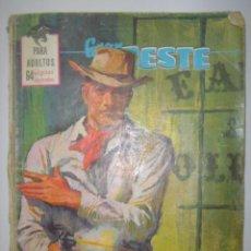 Tebeos: GRAN OESTE. EL PROVOCADOR. 1963. MIDE: 16,3 X 11,4 CMS.. Lote 41126665