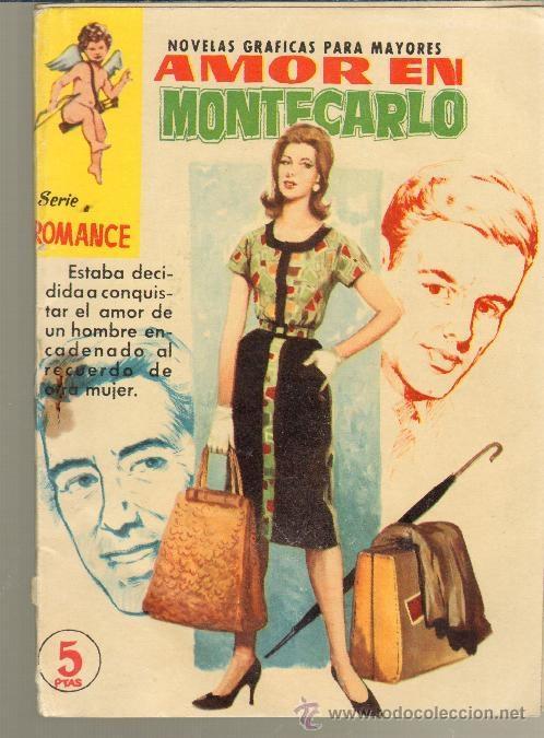 TEBEOS-COMICS CANDY - ROMANCE - Nº 58 - ED. FERMA - 1958 - MUY DIFICIL *XX99 (Tebeos y Comics - Ferma - Otros)
