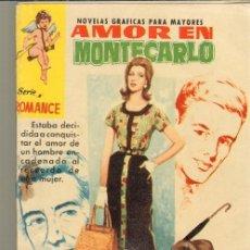 Tebeos: TEBEOS-COMICS CANDY - ROMANCE - Nº 58 - ED. FERMA - 1958 - MUY DIFICIL *XX99. Lote 41569580