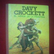 Tebeos: DAVY CROCKETT. COLECCIÓN IMÁGENES Y AVENTURAS, 1964. Lote 41805764