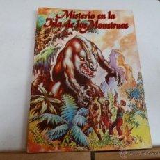Tebeos: COMICS JULIO VERNE-MISTERIO EN LA ISLA DE LOS MOSRUOS*+Nº 1-Y 2**HISTORIA COMPLETA. Lote 41832799