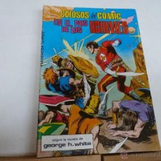Tebeos: COLOSOS DEL COMICS*+Nº-2-3-4-6-11-14-SEGUN LA NOVELA DE:GEORGE H.WHITE 32 PGA. 1979 B/N. Lote 41834042