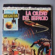 Tebeos: MEGATO Nº 2 LA CIUDAD DEL ESPACIO. Lote 42263323