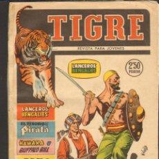 Tebeos: TEBEOS-COMICS CANDY - TIGRE - Nº 6 - ED. FERMA - 1960 - ORIGINAL *CC99. Lote 42288671
