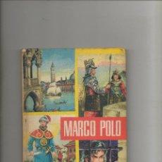 Tebeos: MARCO POLO - EDITORIAL FERMA - COLECCION HORIZONTES JUVENILES.1966. Lote 42333103
