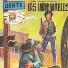 Tebeos: OESTE. SENDAS SALVAJES Nº66. EDITORIAL FERMA, 1962 . Lote 42355706
