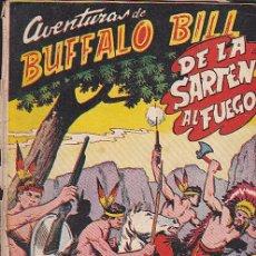 Tebeos: COMIC AVENTURAS DE BUFFALO BILL Nº 11. Lote 42619374