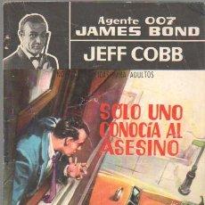 Tebeos: AGENTE 007 JAMES BOND Nº 12 EDI. FERMA 1965 . Lote 42964216