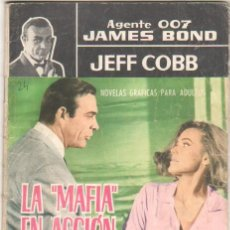 Tebeos: AGENTE 007 JAMES BOND Nº 24 EDI. FERMA 1965. Lote 42964292