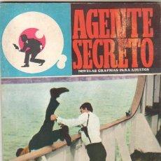 Tebeos: AGENTE SECRETO Nº 24 EDI.FERMA 1966. Lote 42964415