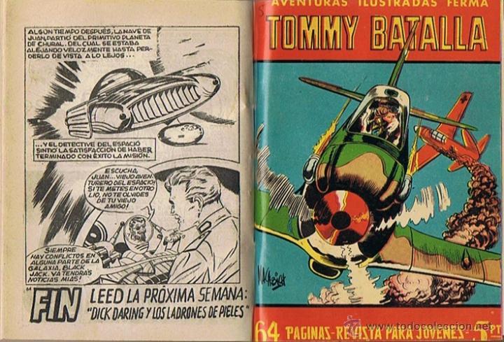 Tebeos: LIBRO RETAPADO COMICS VARIOS ESPIA 13,KIT CARSON, BUCK JONES ,ROBIN HOOD - Foto 6 - 43452592
