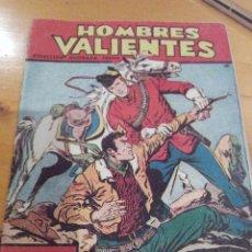 Tebeos: HOMBRES VALIENTES Nº 16 , EDITORIAL FERMA. Lote 43995180