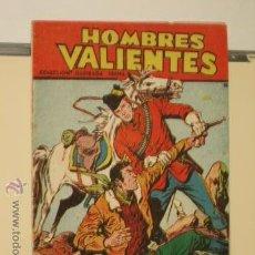 Tebeos: HOMBRES VALIENTES Nº 16 DICK DARING - EDITORIAL FERMA. Lote 44004400
