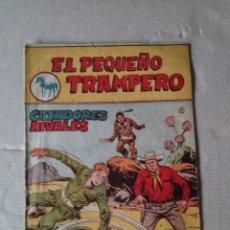 Tebeos: EL PEQUEÑO TRAMPERO , Nº 11 - FERMA . Lote 44312828