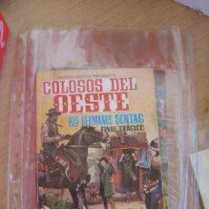 Tebeos: FERMA.- COLOSOS DEL OESTE Nº 25 Y 44. Lote 44823763