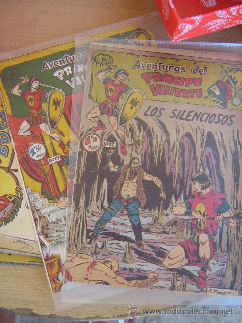 FERMA.- PRÍNCIPE VALIENTE Nº 8 - 19 (Tebeos y Comics - Ferma - Otros)