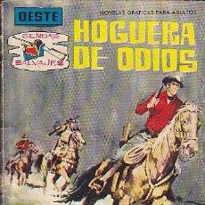 Tebeos: COMIC COLECCION SENDAS SALVAJES Nº 47. Lote 45346936