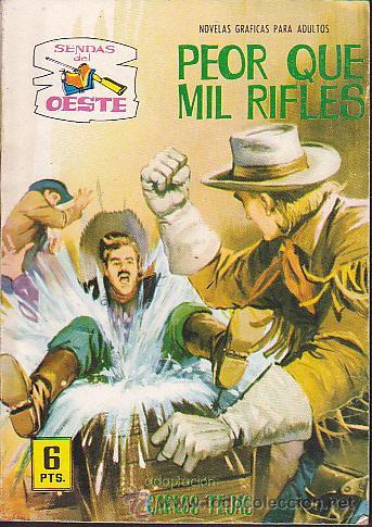 COMIC COLECCION SENDAS DEL OESTE Nº 177 (Tebeos y Comics - Ferma - Otros)