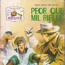 Tebeos: COMIC COLECCION SENDAS DEL OESTE Nº 177. Lote 45347030