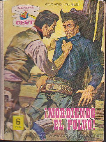 COMIC COLECCION SENDAS DEL OESTE Nº 311 (Tebeos y Comics - Ferma - Otros)
