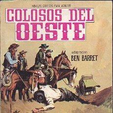 Tebeos: COMIC COLECCION COLOSOS DEL OESTE Nº 91. Lote 45347159