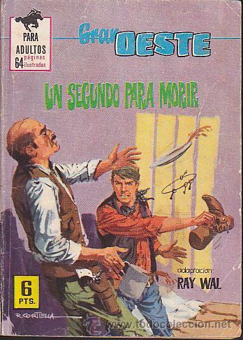 COMIC COLECCION GRAN OESTE Nº 382 (Tebeos y Comics - Ferma - Gran Oeste)