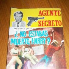 Tebeos: ¿NO ESTABAS MUERTO, HARRY? - FERMA - Nº 20 - ESPAÑA - 1966 - RARO. Lote 45450310