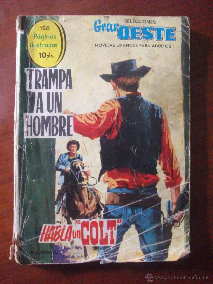 GRAN OESTE Nº 22 EDITORIAL FERMA (Tebeos y Comics - Ferma - Gran Oeste)