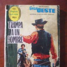 Tebeos: GRAN OESTE Nº 22 EDITORIAL FERMA. Lote 55859171