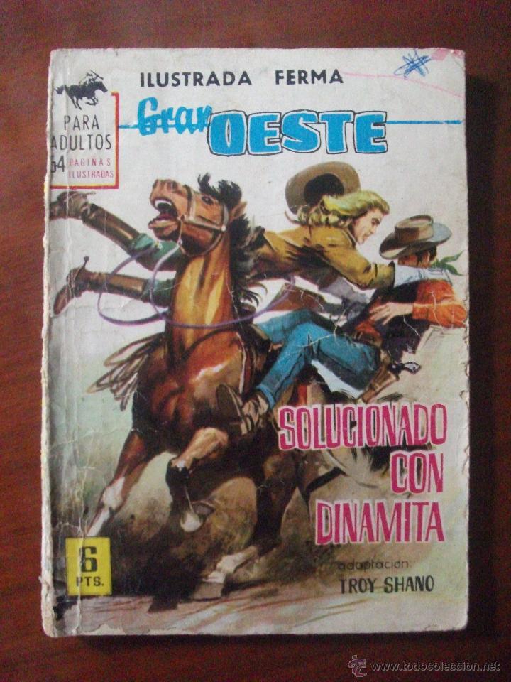 GRAN OESTE Nº 278 EDITORIAL FERMA (Tebeos y Comics - Ferma - Gran Oeste)