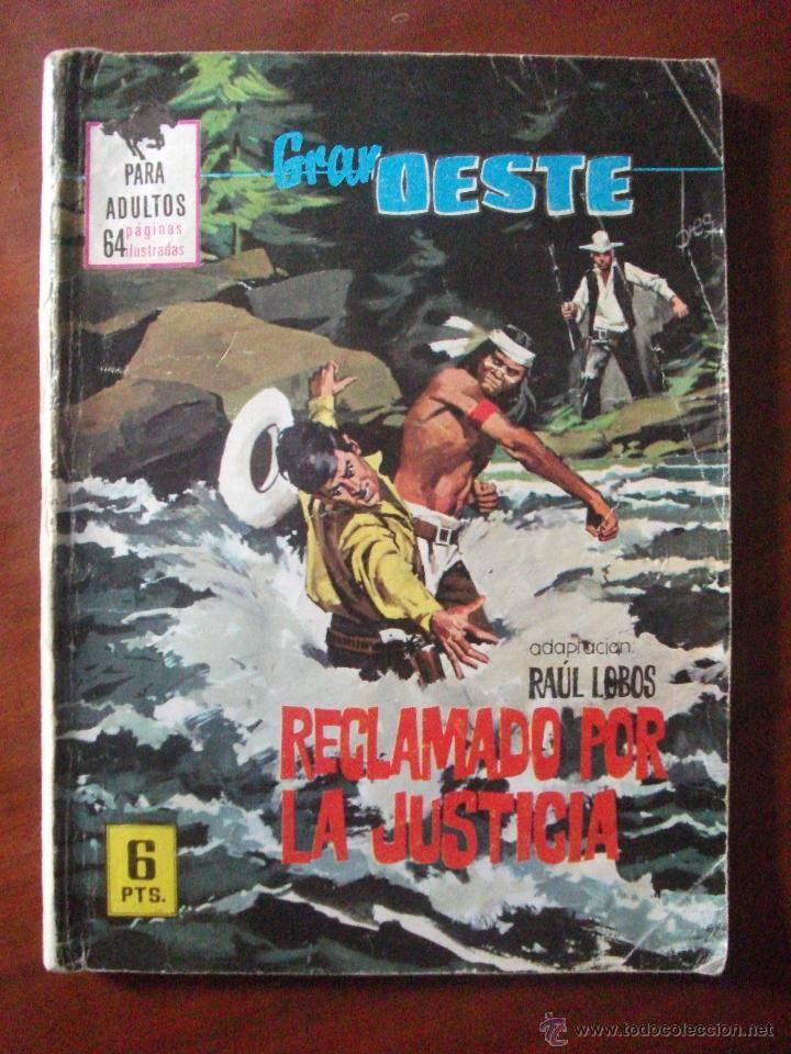 GRAN OESTE Nº 389 EDITORIAL FERMA (Tebeos y Comics - Ferma - Gran Oeste)