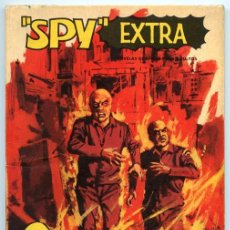 Tebeos: SPY EXTRA - Nº 5 - ED. FERMA - 1969. Lote 45518615