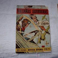 Tebeos: HAZAÑAS GUERRERAS Nº 10 ORIGINAL FERMA. Lote 45638258