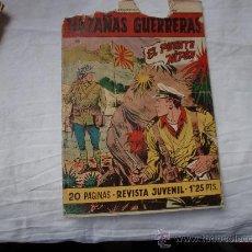 Tebeos: HAZAÑAS GUERRERAS Nº 15 ORIGINAL FERMA. Lote 45638280