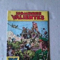 Tebeos: - HOMBRES VALIENTES -TOMMY BATALLA Nº 4 - FERMA. Lote 45730904