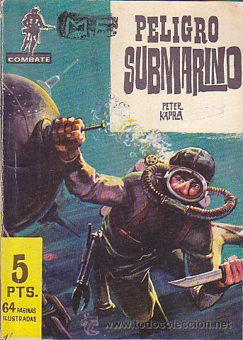 COMIC COMBATE Nº 70 (Tebeos y Comics - Ferma - Combate)