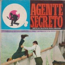 Tebeos: COMIC AGENTE SECRETO Nº 24 EDITORIAL FERMA 1966. Lote 46457158