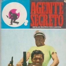 Tebeos: COMIC AGENTE SECRETO Nº 37 EDITORIAL FERMA 1966. Lote 46457174