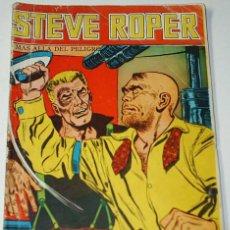 Tebeos: STEVE ROPER -- FERMA -- Nº 7 - ORIGINAL - LEER TODO. Lote 46906454