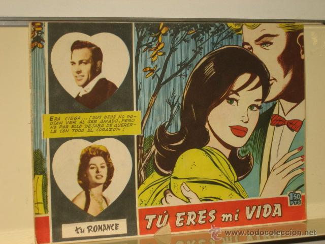 TV ROMANCE Nº 45 TU ERES MI VIDA - FERMA (Tebeos y Comics - Ferma - Otros)