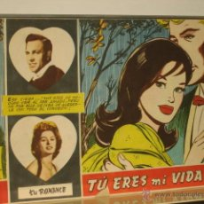 Tebeos: TV ROMANCE Nº 45 TU ERES MI VIDA - FERMA. Lote 47335148