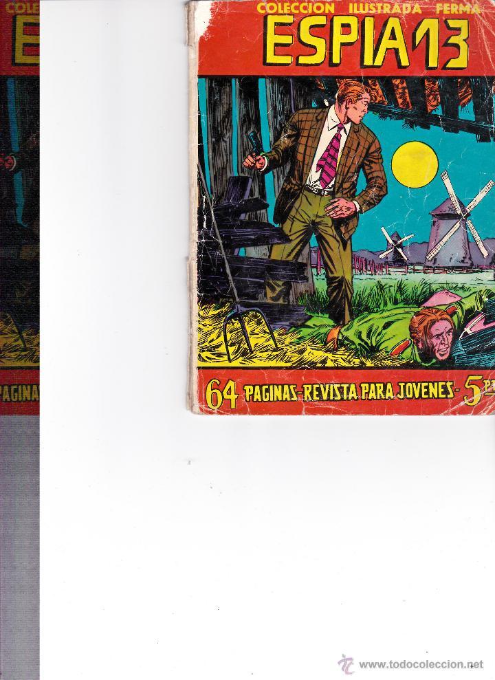 ESPIA 13 Nº 54 (Tebeos y Comics - Ferma - Otros)