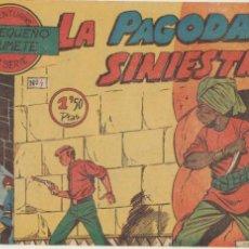 Tebeos: EL PEQUEÑO GRUMETE 2ª. Nº 4. FERMA 1958.. Lote 47991527