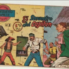 Tebeos: EL PEQUEÑO GRUMETE 2ª. Nº 1. FERMA 1958. ¡ RARO ASÍ!. Lote 47991707